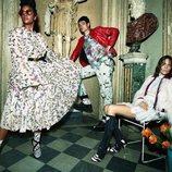 Vestido de estampado floral de la colección 'Giambattista Valli x H&M'