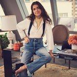Jeans de la colección 'Leandra Medine x Mango'