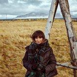 Abrigo tipo plumón de la colección otoño/invierno 2019/2020 de Stradivarius