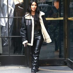 Los estilismos y looks imposibles de Kim Kardashian