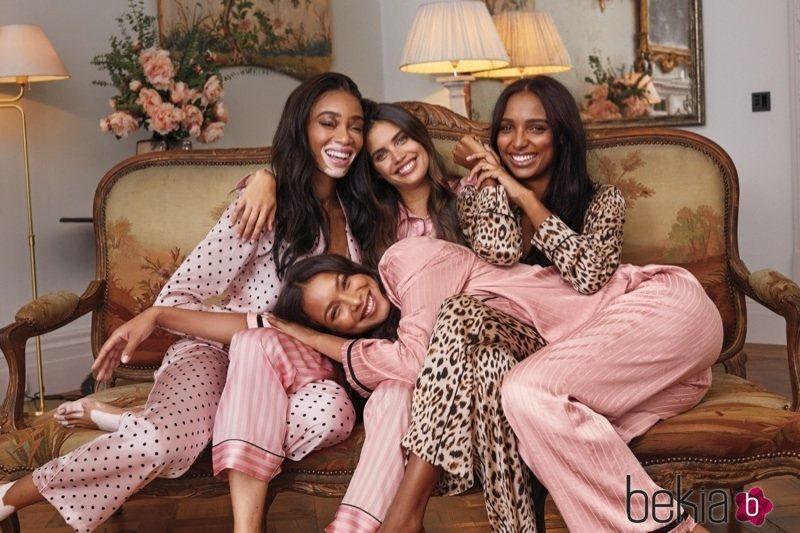 Pijamas estampados de la colección invierno 2019/2020 de Victoria's Secret