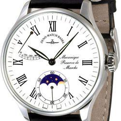 Relojes de la línea Godat II Roma y Diver 500 de la firma Zeno-Watch Basel