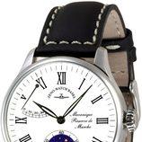 Reloj Zeno-Watch Basel con esfera blanca de la línea Godat II Roma