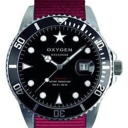 Modelos de la colección de relojes Oxygen Exchangue