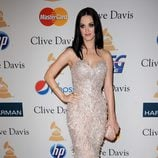 Katy Perry con un vestido brillante