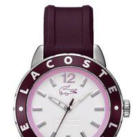 Reloj Lacoste modelo Rio en color morado