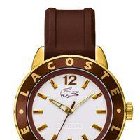 Reloj Lacoste modelo Rio en color marrón