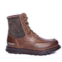 Botín marrón de la firma Replay de la colección otoño/invierno 2011/2012