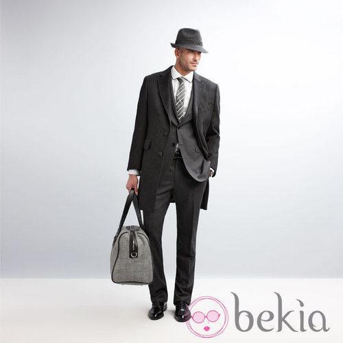Modelo de bolso masculino de Pedro del Hierro