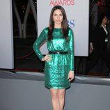 El look flúor de Whitney Cummings en los People's Choice Awards 2012