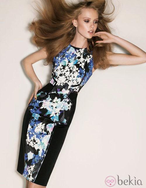 Frida Gustavsson presenta la colección primavera 2012 de Sportmax