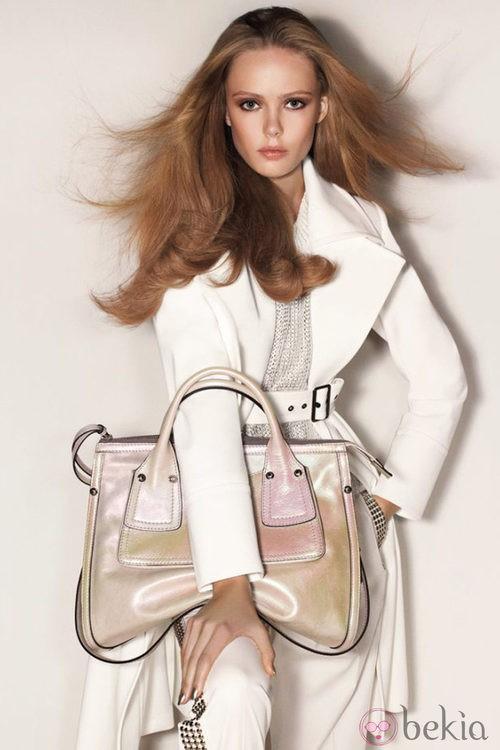 Sportmax elige a Frida Gustavsson como musa de su colección primavera 2012