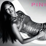 Pinko elige a Naomi Campbell como imagen de su colección primavera 2012