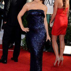 Las mejor vestidas en los Globos de Oro 2011
