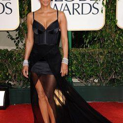 Las peor vestidas de los Globos de Oro 2011