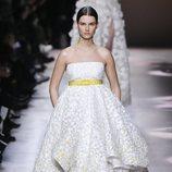 Vestido de novia del desfile de Alta Costura 2020 de Givenchy