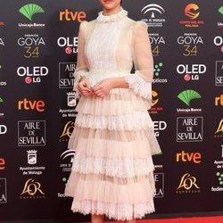 Mejor y peor vestidas de los Premios Goya 2020