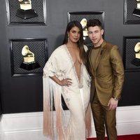 Priyanka Chopra con un vestido de Ralph & Russo en los Grammy 2020