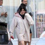 Ariel Winter con un look desaliñado en Los Ángeles