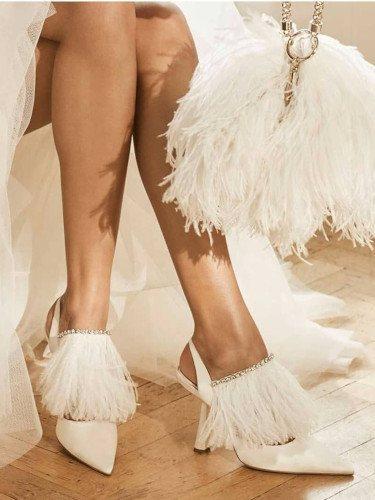 Modelo 'Ambre' de la colección Bridal 2020 de Jimmy Choo
