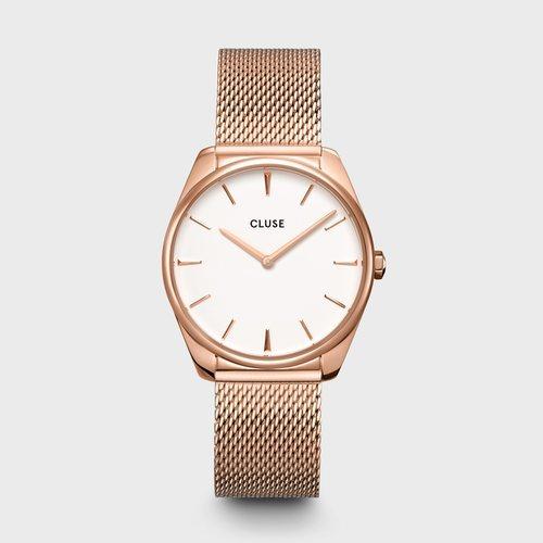 Reloj Feroce para mujer en color oro rosado de la colección primavera/verano 2020 de Cluse