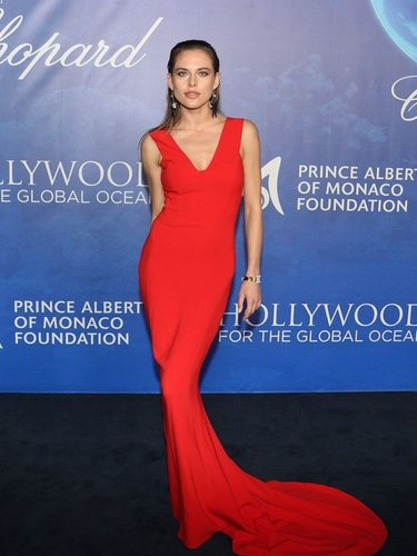 Lana Zakocela en el 2020 Hollywood for the Global Ocean Gala
