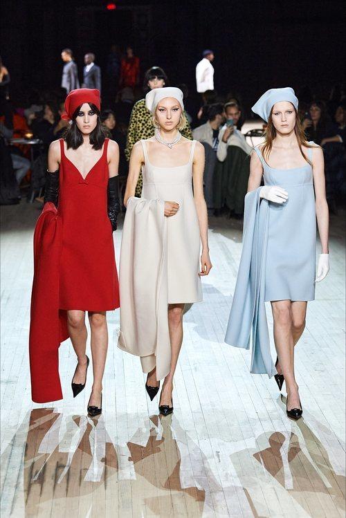 Propuestas de vestido otoño/ invierno 2020 de Marc Jacobs