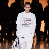 Camiseta y pantalones de marinero primavera/ verano 2020 Tommy Hilfiger