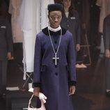 Abrigo sastre desfile otoño/invierno 2020-2021 de Gucci