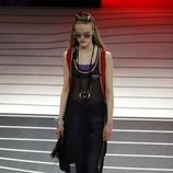 Vestido sporty otoño/invierno 2020-2021 de Prada