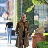 Diane Kruger con un outfit poco elaborado