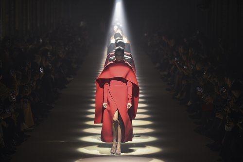 Carrusel otoño/ invierno 2020-2021 de Givenchy