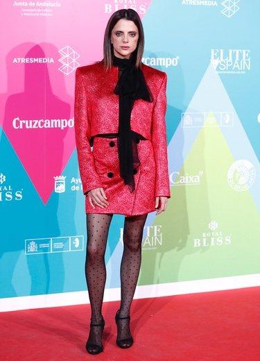 Macarena Gómez en el Festival de Cine de Málaga 2020