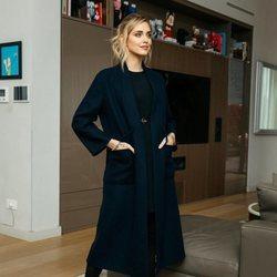 Chiara Ferragni apuesta por un look elegnate y sobrio de Dior para recibir el Ambrogino D'Oro