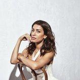 Hiba Abouk en la campaña primavera/verano 2021 de Xti