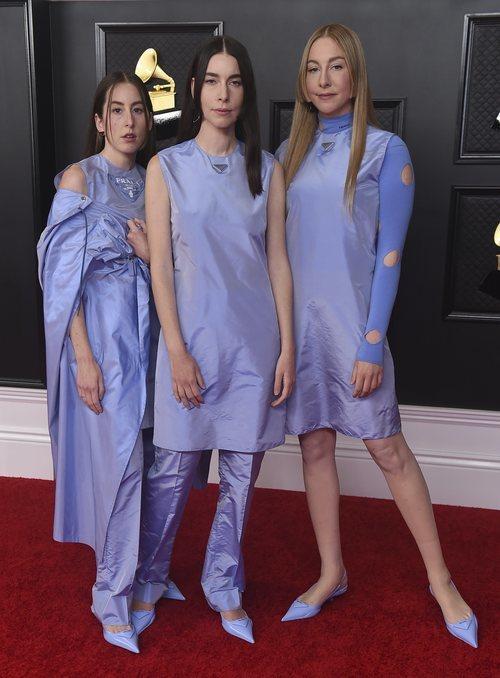 Haim de Prada en los Grammy 2021