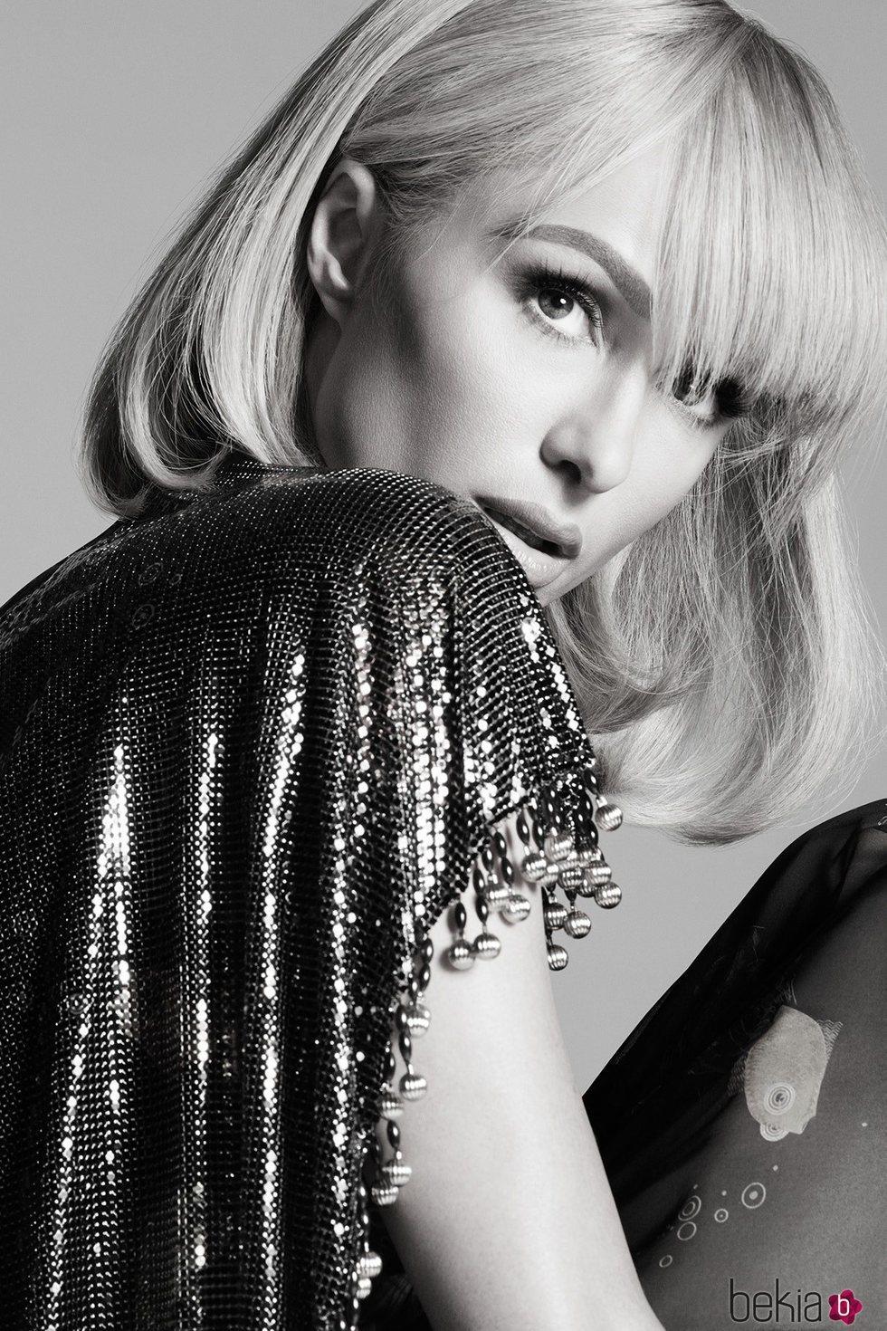 Paris Hilton protagoniza la campaña otoño/invierno 2021/2022 de Lanvin