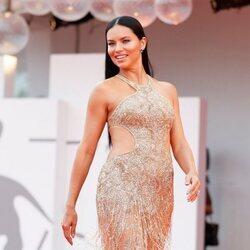 Adriana Lima de Etro en la premiere de 'Dune' en el Festival de Venecia 2021