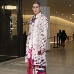 Olivia Palermo en el desfile de Jason Wu en la Semana de la Moda de Nueva York primera/verano 2022