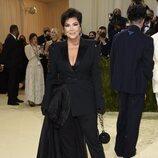 Kris Jenner de Tom Ford en la MET Gala 2021