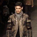 Semana de la moda masculina de Milán 2012: Dolce&Gabbana