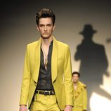 Semana de la moda masculina de Milán 2012: Roberto Cavalli