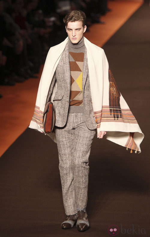 Semana de la moda masculina de Milán 2012: Etro
