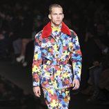 Semana de la moda masculina de Milán 2012: Versace