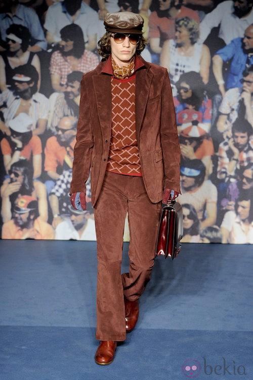 Semana de la moda masculina de Milán 2012: Tussardi
