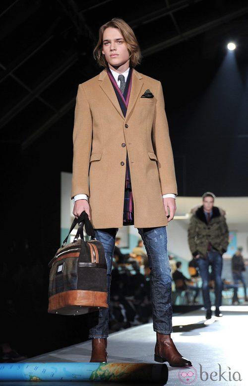 Semana de la moda masculina de Milán 2012: Dsquared2