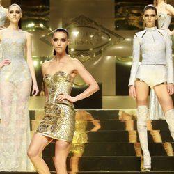 La vuelta de Versace a la Alta Costura en París