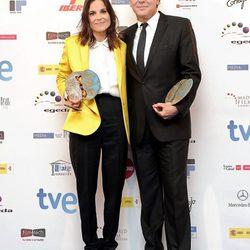 Looks de las invitadas a los Premios José María Forqué 2012