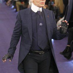 Desfile de Chanel Alta Costura Primavera/Verano 2012 de París