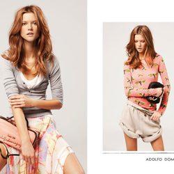 Colección de primavera/verano 2012 de Adolfo Domínguez